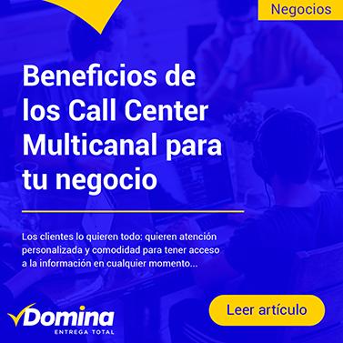 Beneficios de los Call Center Multicanal para tu negocio